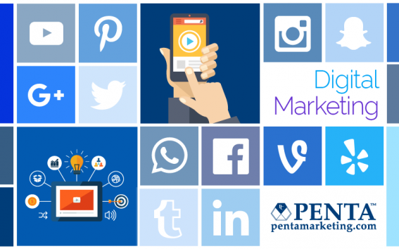 Digital Marketing's Data-Driven Benefits Prove Valuable