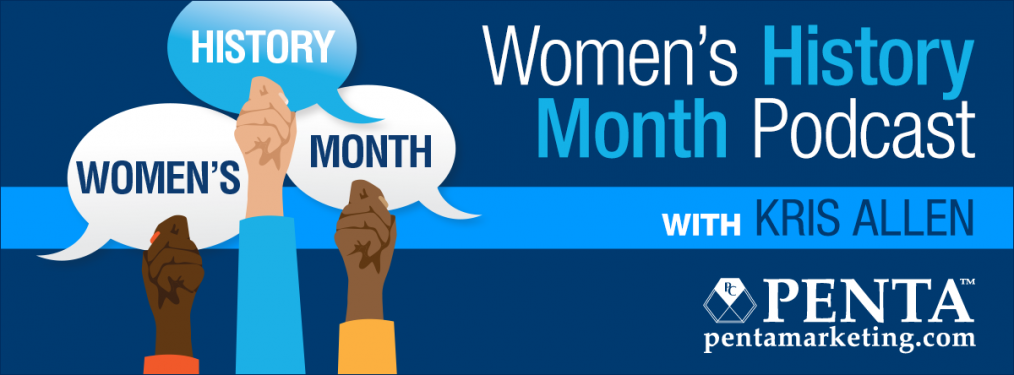 PENTA's Top Growth Interview on Women's History Month with Kris Allen