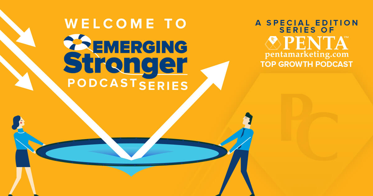 Emerging Stronger Podcast Series